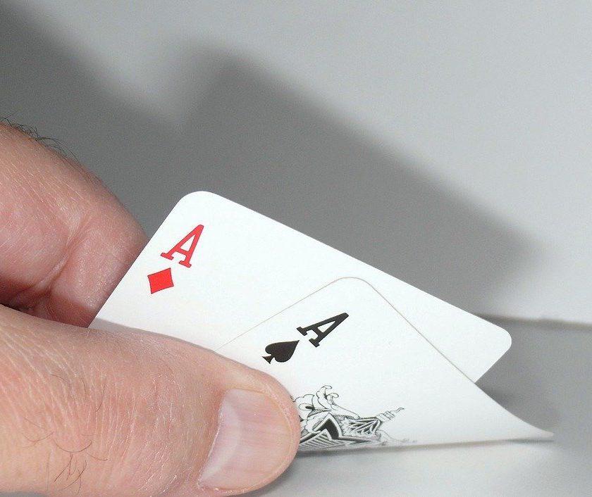 Jouer à des jeux de carte en ligne