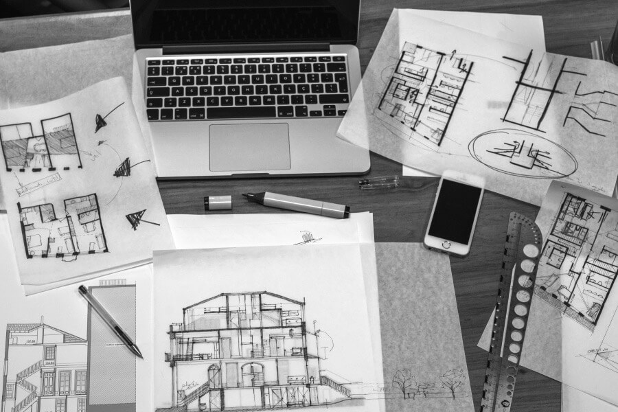 faire construire maison architecte